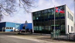 foto pand Gjerde noorse vlag 1